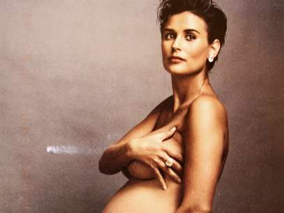 Demi Moore. Foto: ANNIE LEIBOVITZ