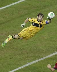 Casillas. Foto: Reuters en español