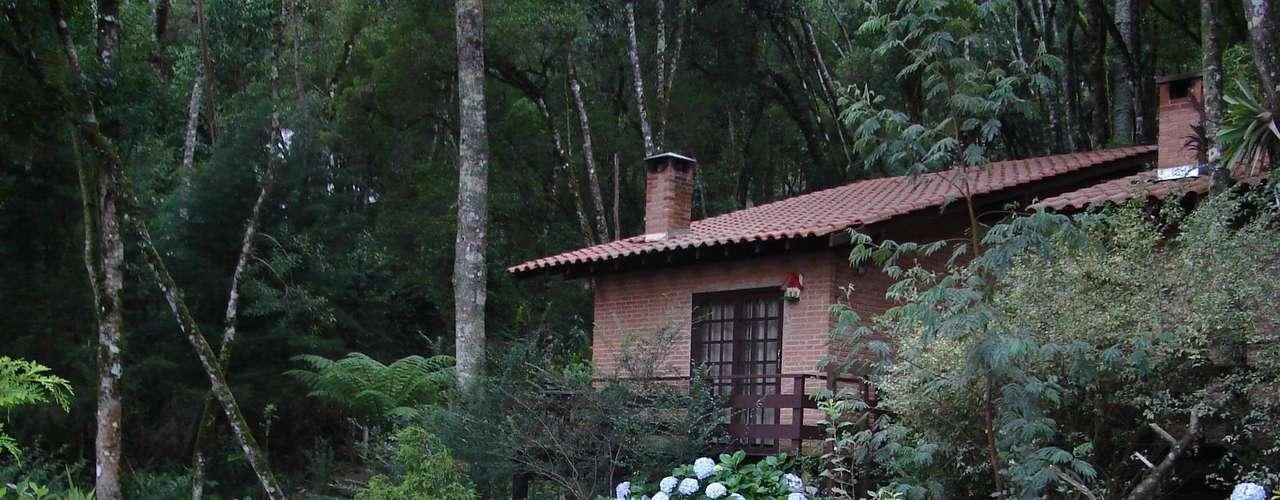 Estalagem Wiesbaden, Monte Verde, Minas Gerais: com diárias a partir de R$ 2.690 para o casal, o pacote de Corpus Christi que vai do dia 6 ao dia 10 de junho inclui café da manhã. Informações: (35) 34381121 ou (35) 34381635