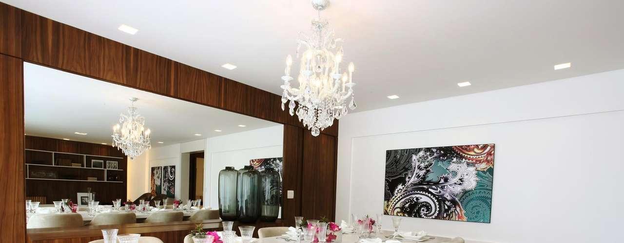 Fernanda Marques conta que as construtoras têm interesse cada vez maior em usar apartamentos decorados para atrair compradores