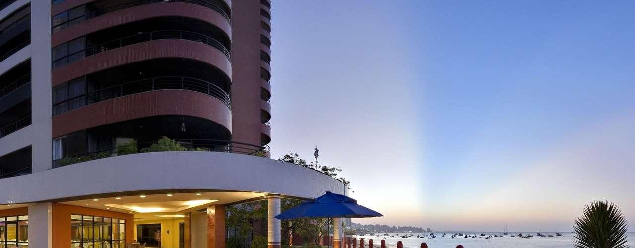 Golden Tulip Iate Plaza, Praia de Mucuripe, Fortaleza, Ceará: Com diárias a partir de R$ 220 por pessoa, em quarto duplo, o pacote durante o feriado de Corpus Christi inclui café da manhã e estacionamento no hotel. Informações: (85) 3533.6900