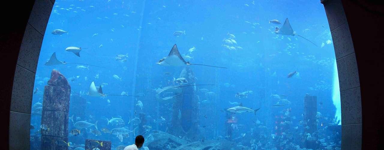 Dubai, Emirados Árabes Unidos: há apenas alguns anos, Dubai era um destino desconhecido para  boa parte do planeta. Hoje, este emirado, empurrado por seus petrodólares, se desenvolveu, transformando-se em centro turístico com impressionantes arranha-céus, shoppings, hotéis de luxo, um aquário descomunal e até um centro de esqui indoor - tudo no meio do deserto