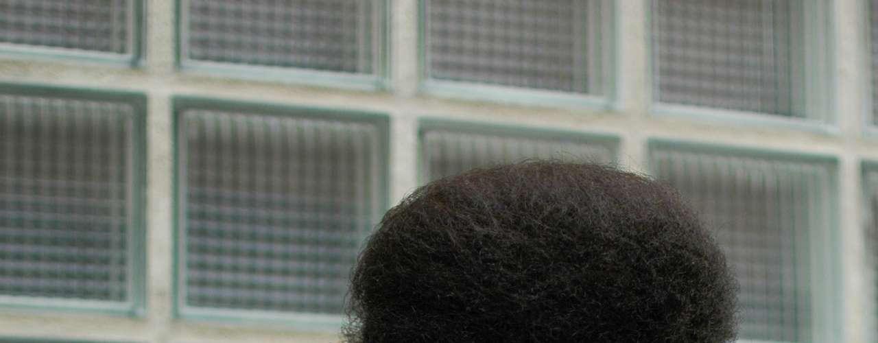 Criatividade no penteado não é exclusividade feminina