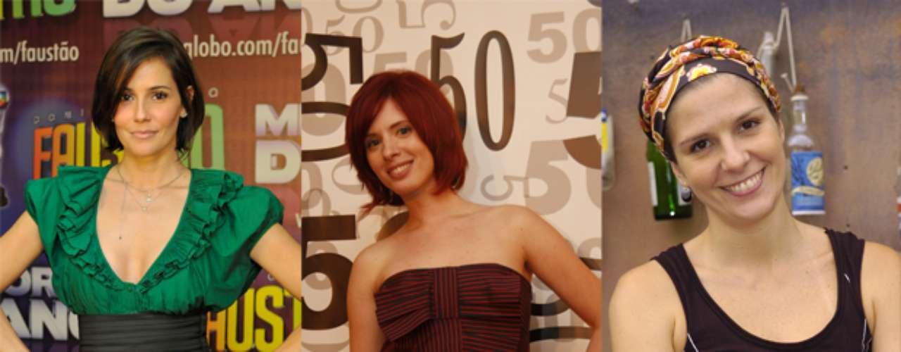 Em atividade, Deborah Secco, Daniele Valente e Georgiana Góes revelam como continuam com o frescor da adolescência
