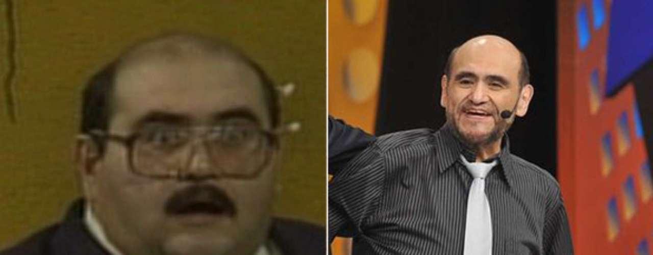 Após sofrer com problemas de saúde por conta de seu peso, Edgar Vivar, mais conhecido como \