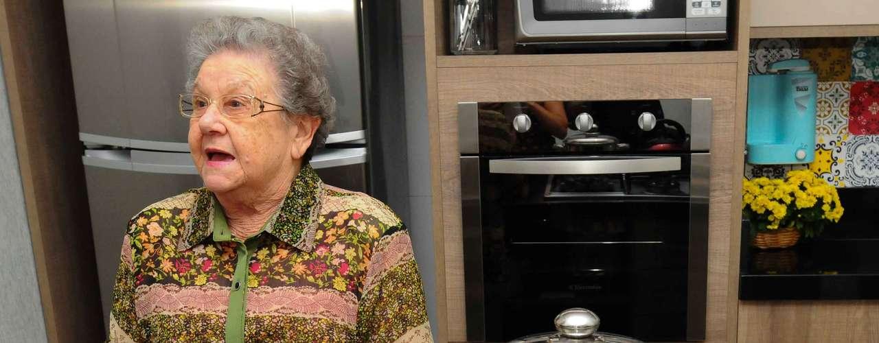 No novo programa, a culinarista dará receitas e falará sobre trechos importantes da própria vida