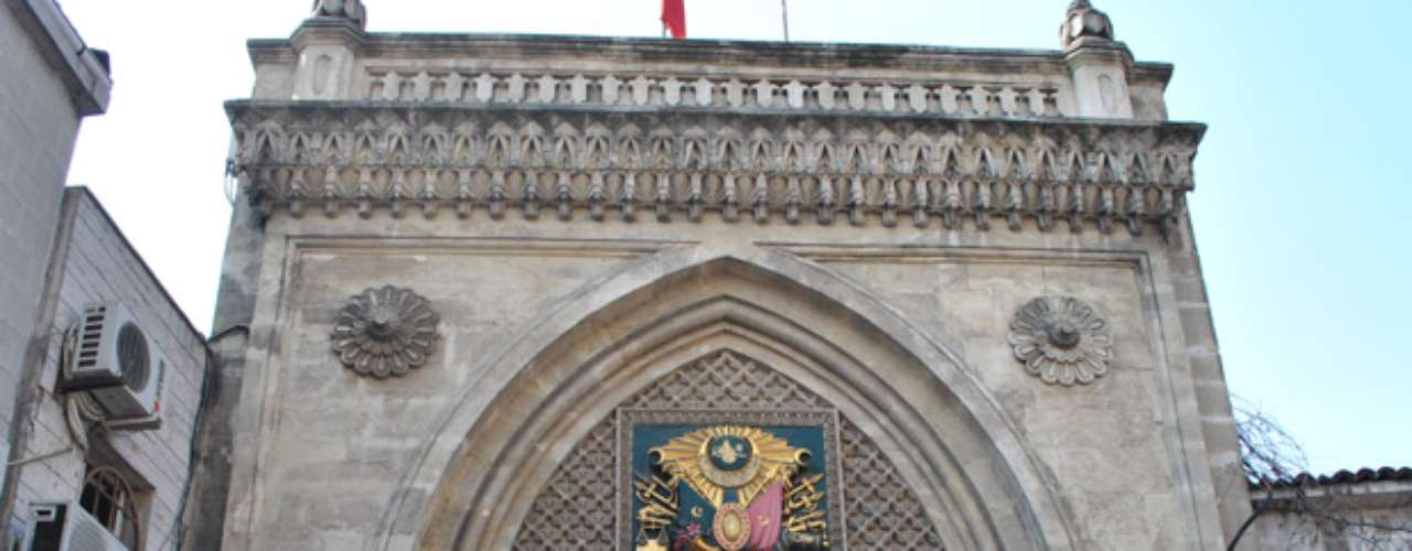 Construído no século XV, o Grande Bazar é um dos maiores e mais antigos mercados do mundo