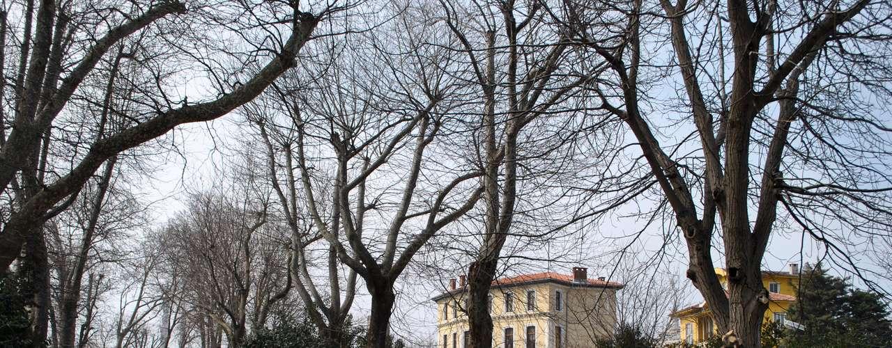 Em qualquer época do ano, turistas de todo o mundo vão conhecer o famoso museu de Santa Sofia
