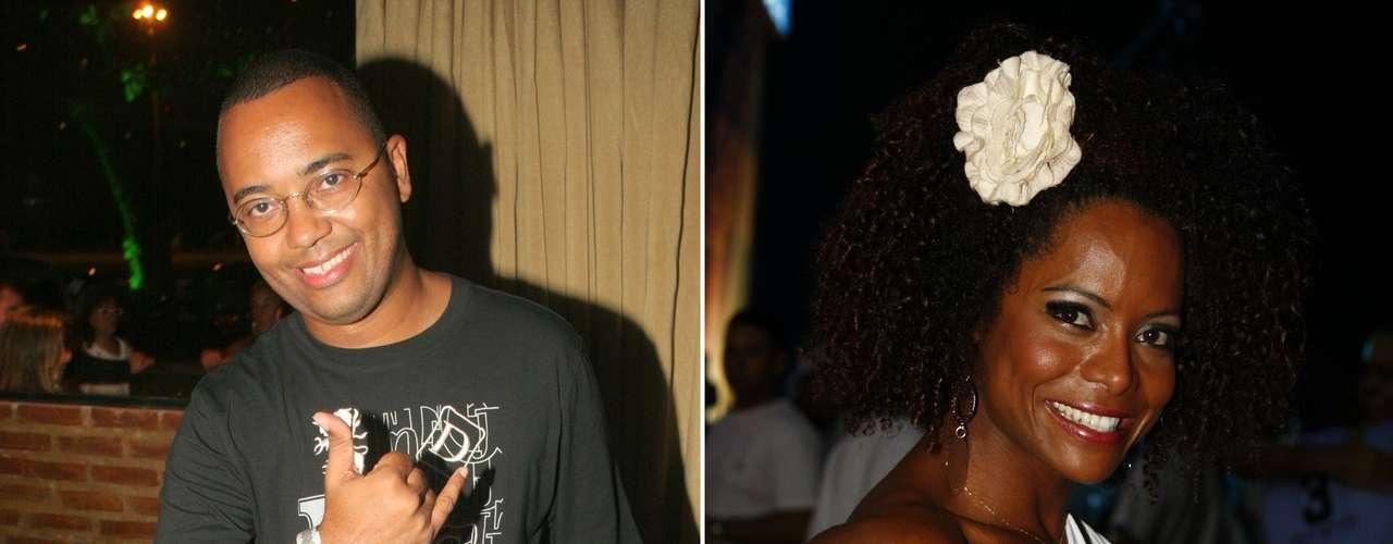 Dudu Nobre também foi o responsável por botar o fim em seu casamento com Adriana Bombom, em 2009. Muitas brigas cercaram o casal desde então