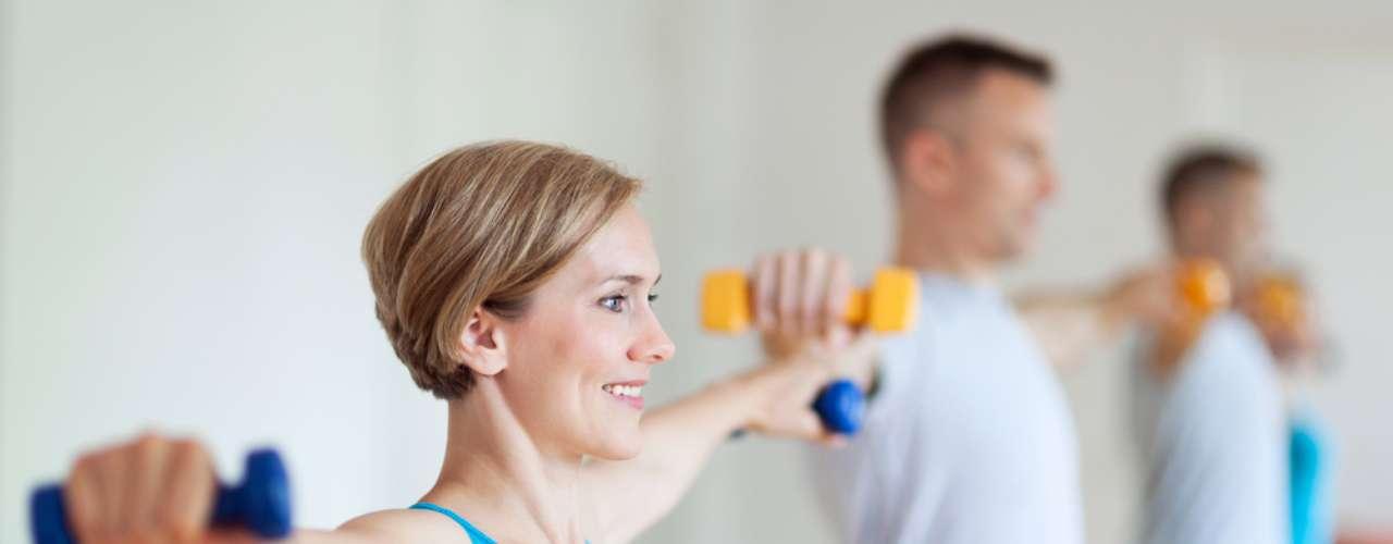 Além das orientações de alimentos, o exame mostra estratégias de exercícios físicos para cada paciente