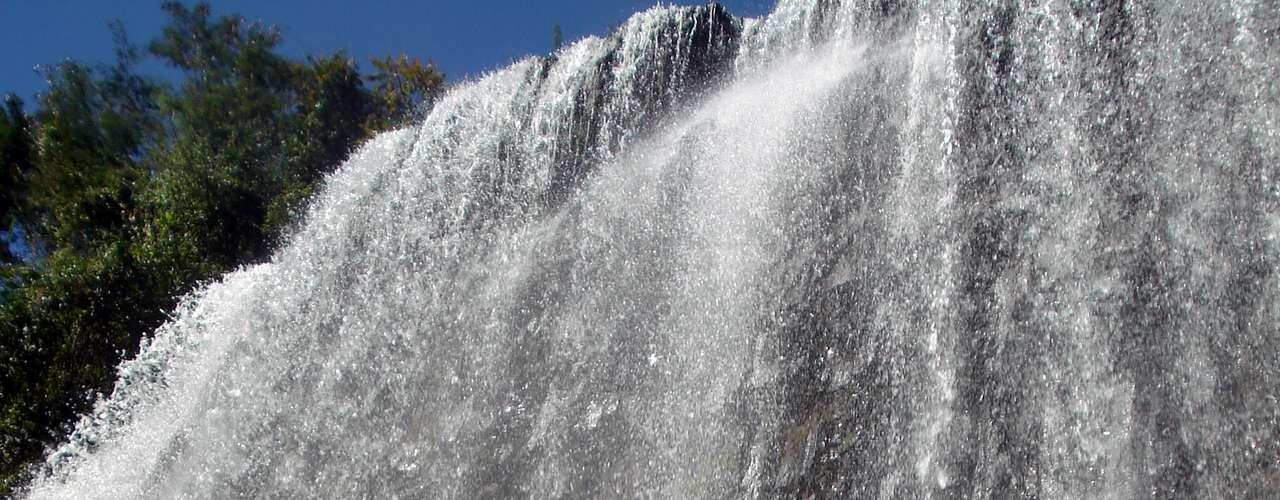 A Cachoeira do Astor é mais uma queda d´água pequena (são apenas 25,5 metros), onde o visitante pode ter um banho relaxante (mesmo com a baixa temperatura da água) e até mesmo uma massagem natural com suas cascatas