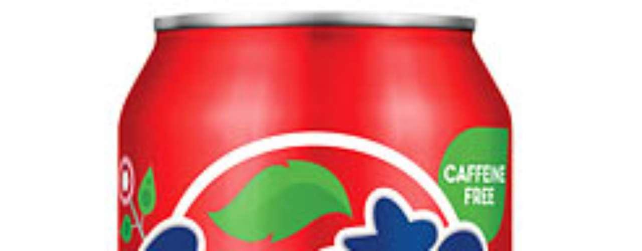 Fanta morango: assim como a Coca-Cola Cherry, esse sabor também chegou a ser vendido no Brasil, mas não fez sucesso. A Fanta morango é comercializada nos Estados Unidos