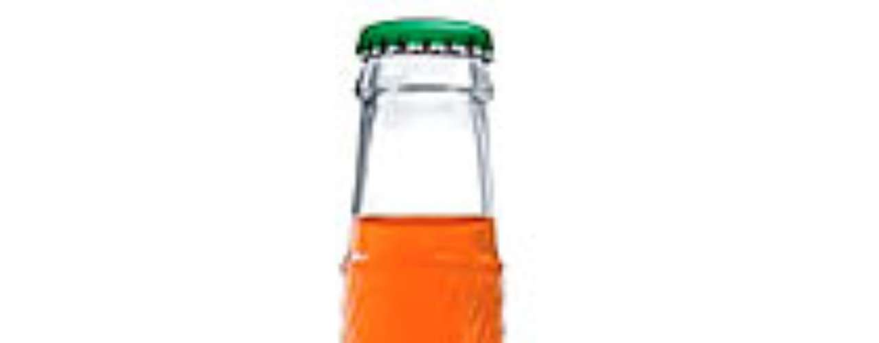 Barrilita: bebida mexicana do grupo Coca-Cola que vem com sabor de tangerina