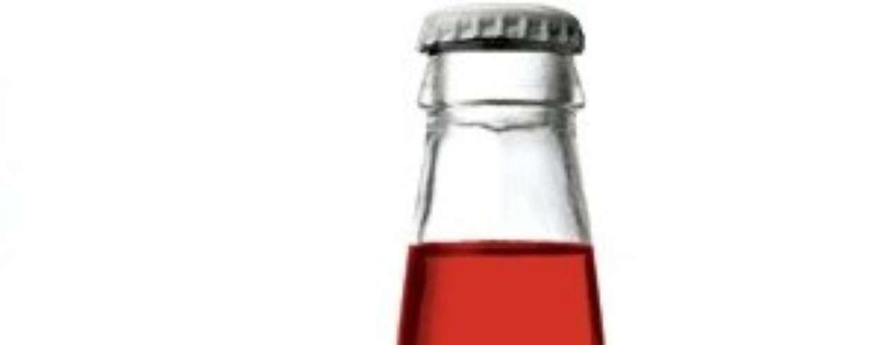 Jelly Belly Strawberry: bebida fabricada nos Estados Unidos com sabor de morango