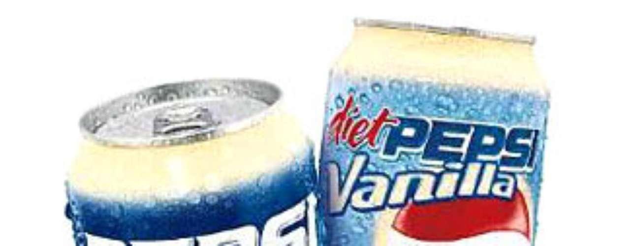 Pepsi Vanilla: outro refrigerante que leva baunilha entre os ingredientes