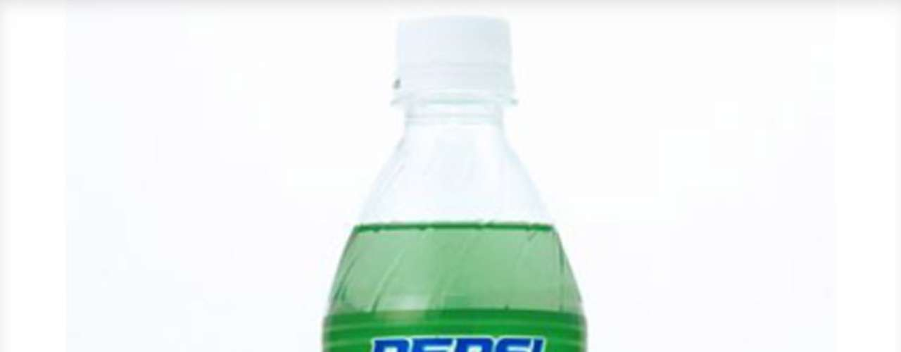 Pepsi Iced Cucumber: o refrigerante com sabor de pepino gelado foi lançado no verão de 2011 no Japão e ganhou seus fãs no país