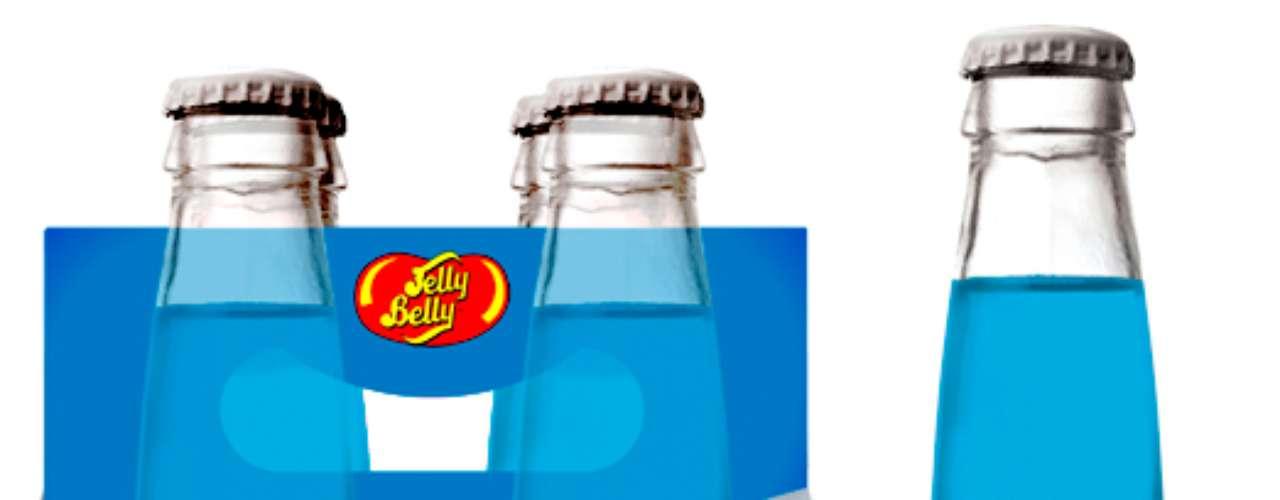 Jelly Belly Blueberry: fabricada na Califórnia, a bebida vem com sabor exótico de mirtilo