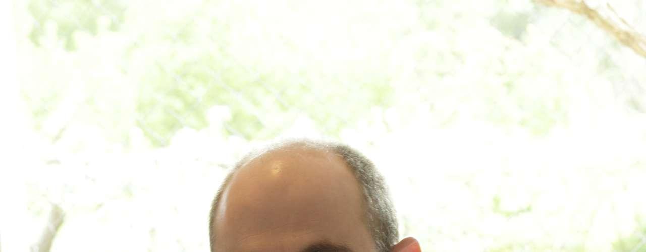 O espanhol Ignácio Echapresto é preseça internacional confirmada para a Copa Gastronômica Gols pela Vida