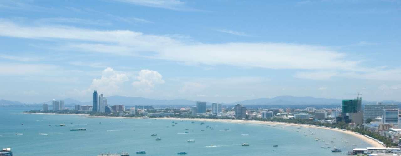 10. Pattaya, Tailândia: o site Ask Men dá apenas um conselho: não traga sua namorada!