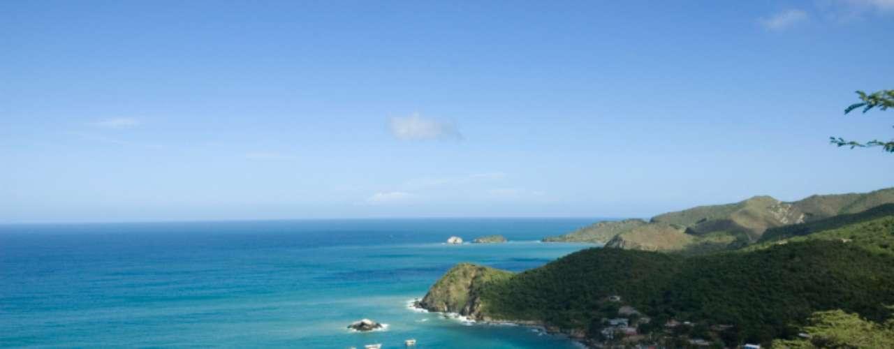 3. Margarita Island, Venezuela: as praias da região misturam tradições antigas e pontos turísticos modernos