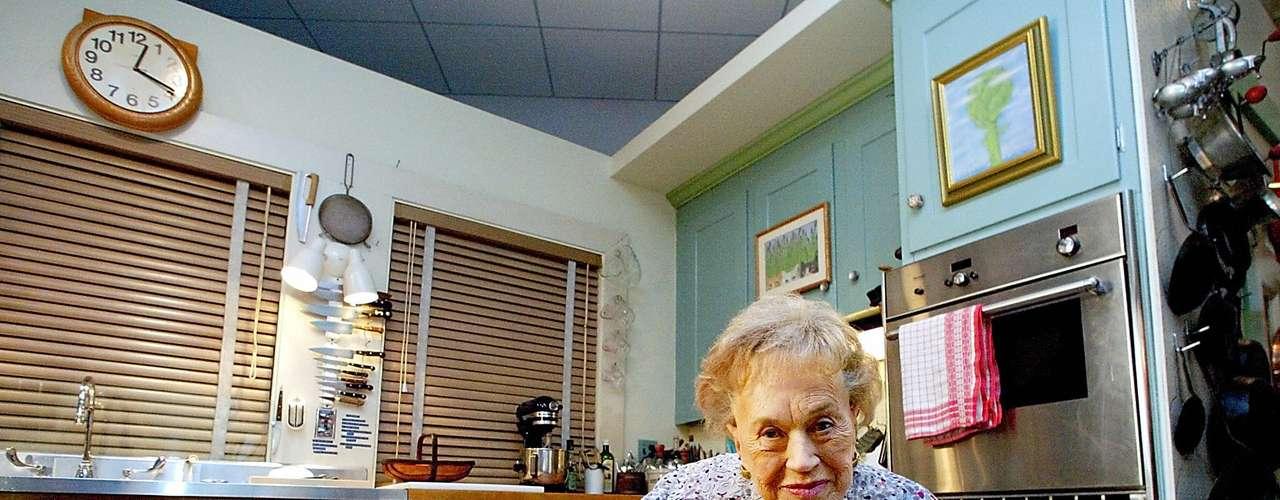 Patty Martins, 43, que assina o blog Aqui na Cozinha, acredita que Julia foi inovadora. \