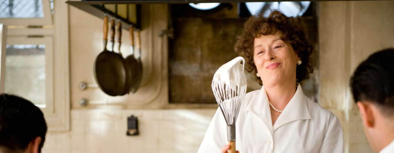 Em 2009, a história de Julia com a gastronomia foi retratada no filme Julie & Julia, protagonizado pela atriz Maryl Streep