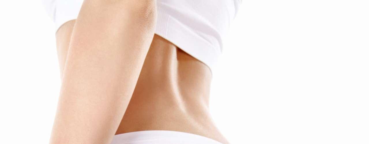 Para estrias, o procedimento começa a apresentar efeito na pele a partir da décima sessão