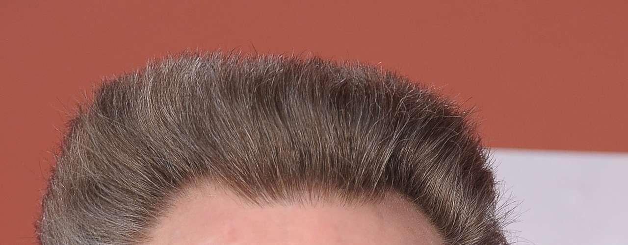 O ator Christopher Walken tem uma diferença bem sutil nas cores dos olhos