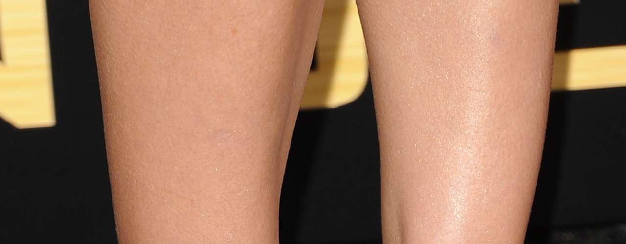 Miranda Lambert apostou no tom fúcsia, que é uma das fortes tendências da estação. Esta é uma cor universal que traz um brilho diferente para as unhas