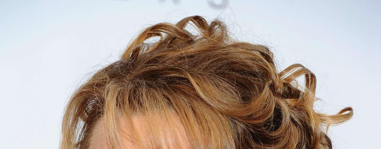 A atriz britânica Jane Seymour também é uma das que têm heterocromia