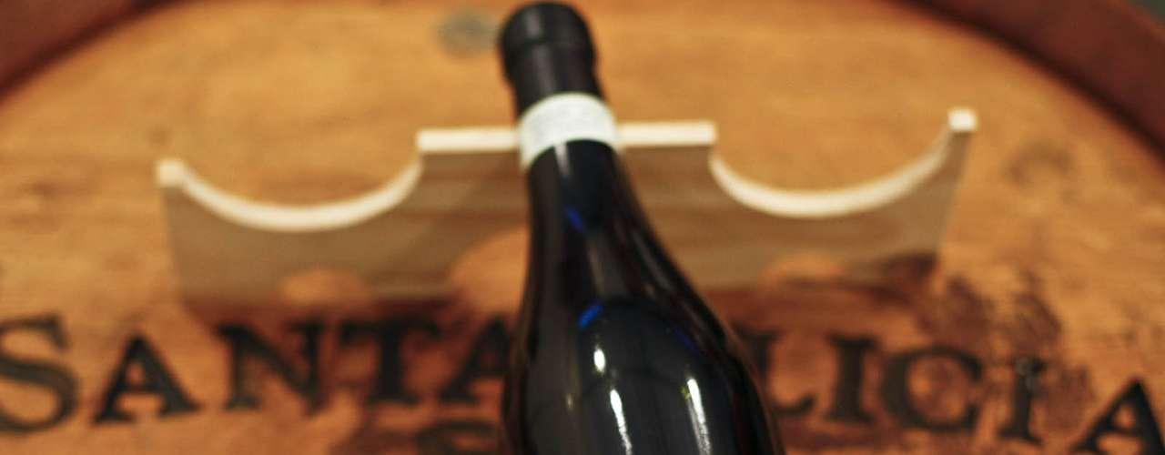 O vinho itailano de Verona, Cesari Amorone il Bosco saí por R$ 300