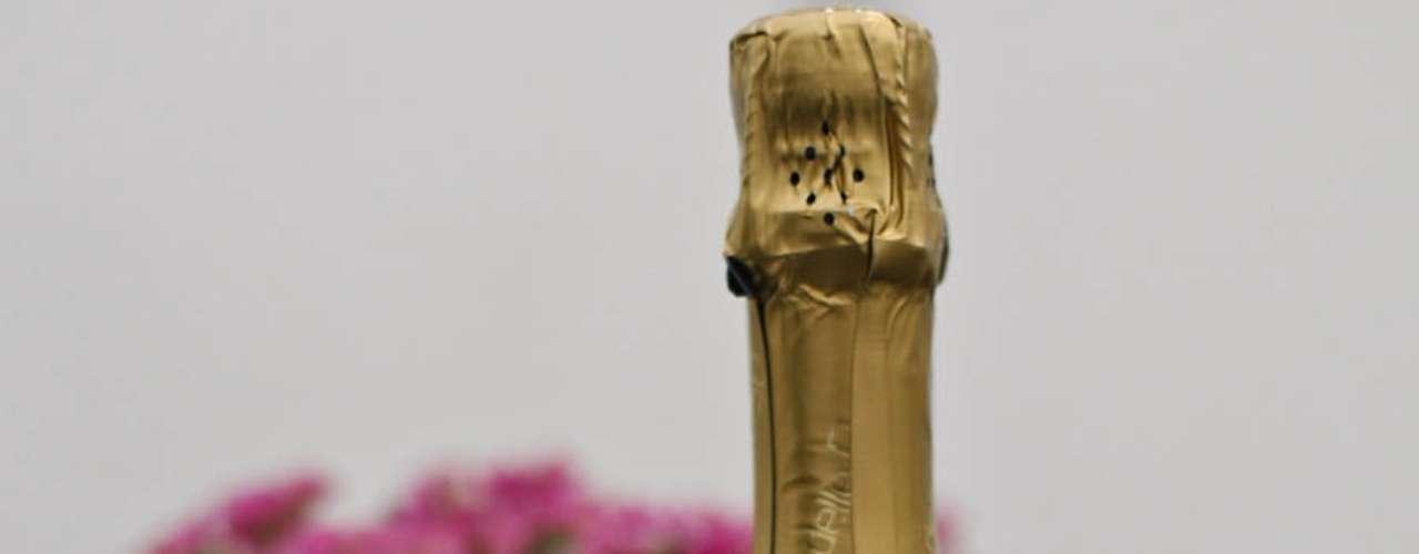 O prosecco Corte delle Rose Extra Dry Doc pode ser comprado no evento por R$ 50