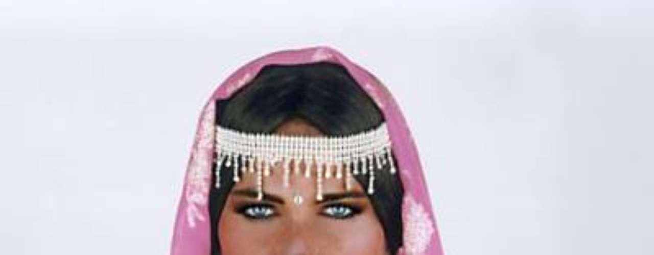 Em suas mudanças mais radicais, Xuxa usa perucas para criar um novo visual