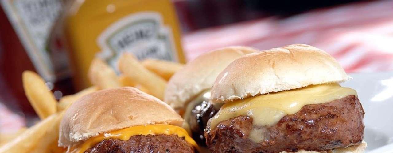 O P.J. Clarkes foi a hamburgueria que despertou o olhar de Wessel para os hambúrgueres, na tradicional lanchonete de Nova York. \