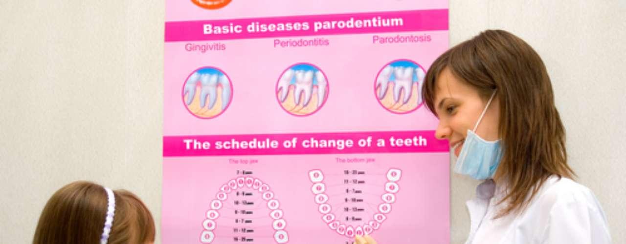 As primeiras visitas devem ocorrer assim que os primeiros dentinhos nascerem. Dessa forma, o dentista ensinará aos pais como higienizá-los e preservá-los para que a criança tenha ambas as dentições saudáveis. O profissional também poderá criar o vínculo de afetividade com seu novo paciente, o que é primordial