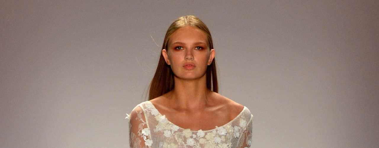 Desfile de Jill Stuart na semana de moda de Nova York