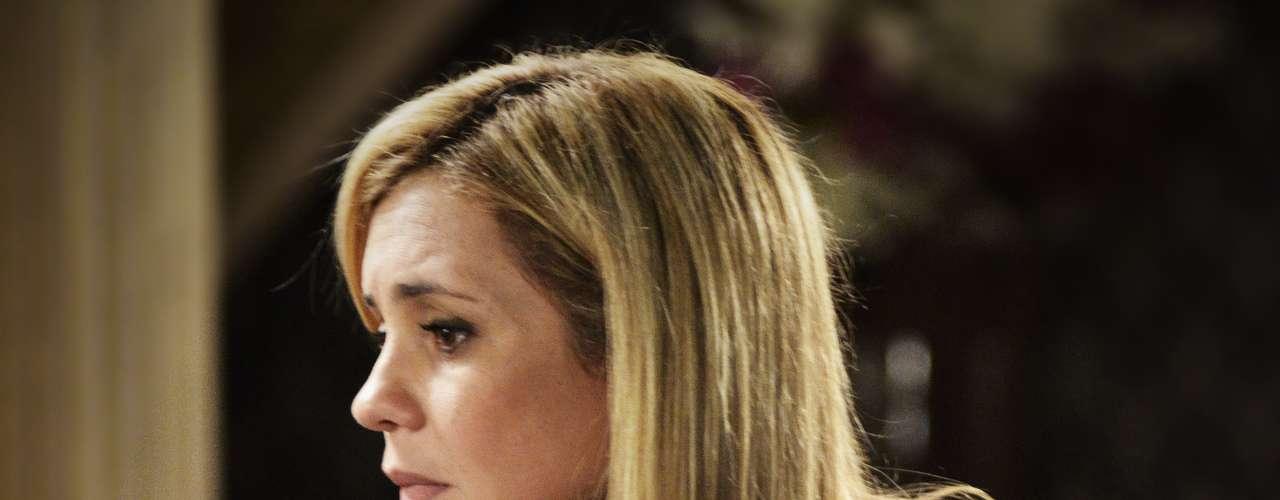 O relógio usado por Carminha é da marca Michael Kors e foi um dos mais pedidos na Globo no mês de agosto