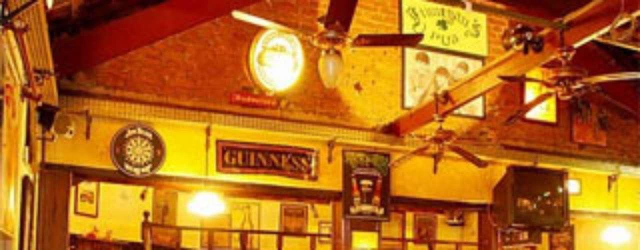 Finnegans - Carta: 8 rótulos de cervejas importadas. Endereço: R. Cristiano Vianna, 358 - Pinheiros. Telefone: (11) 3062-3232. Horário de funcionamento: segunda, a partir das 18h; de terça a sexta, a partir das 17h; e sábado, a partir das 17h