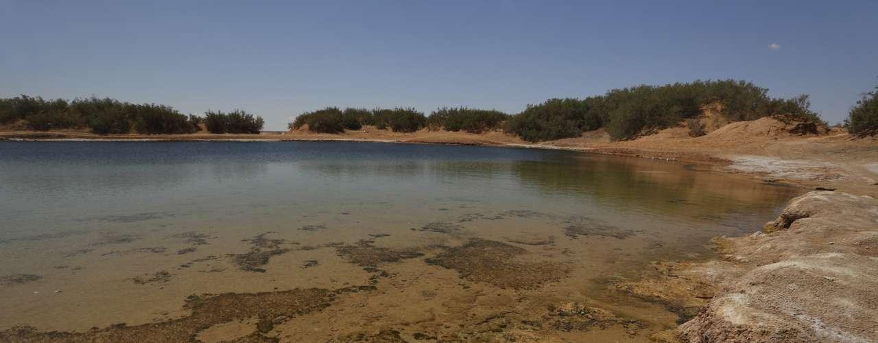 Ghadames, Líbia: neste local, a temperatura pode chegar a 55°C facilmente