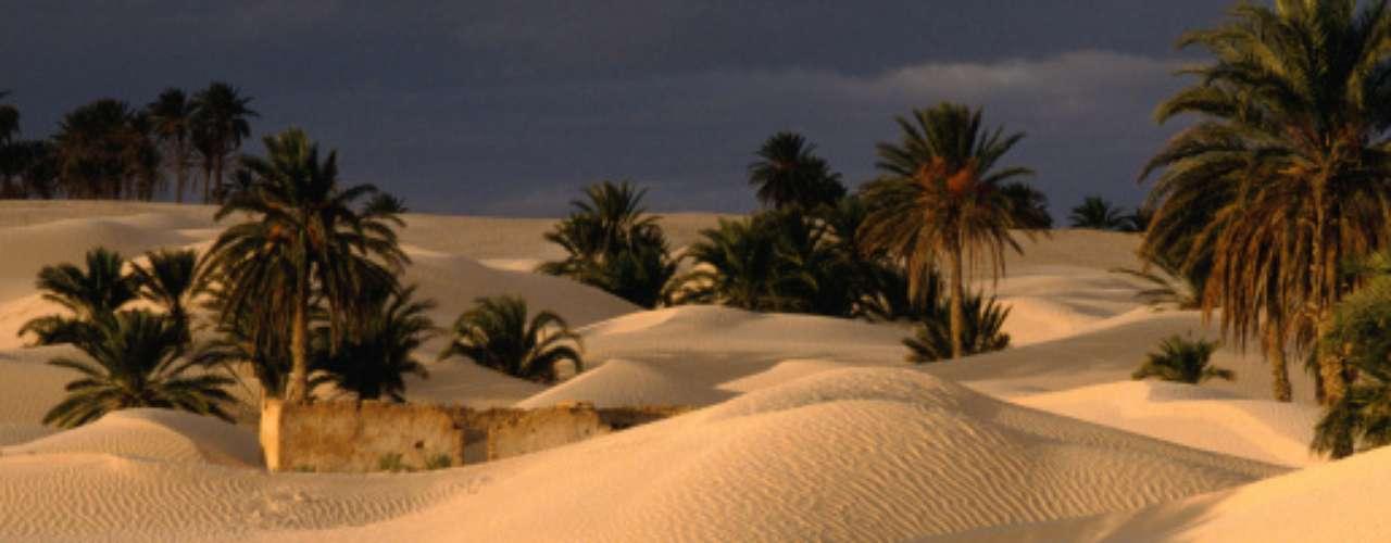 Kebili, Tunísia: esta cidade tunisiana já registrou 55ºC