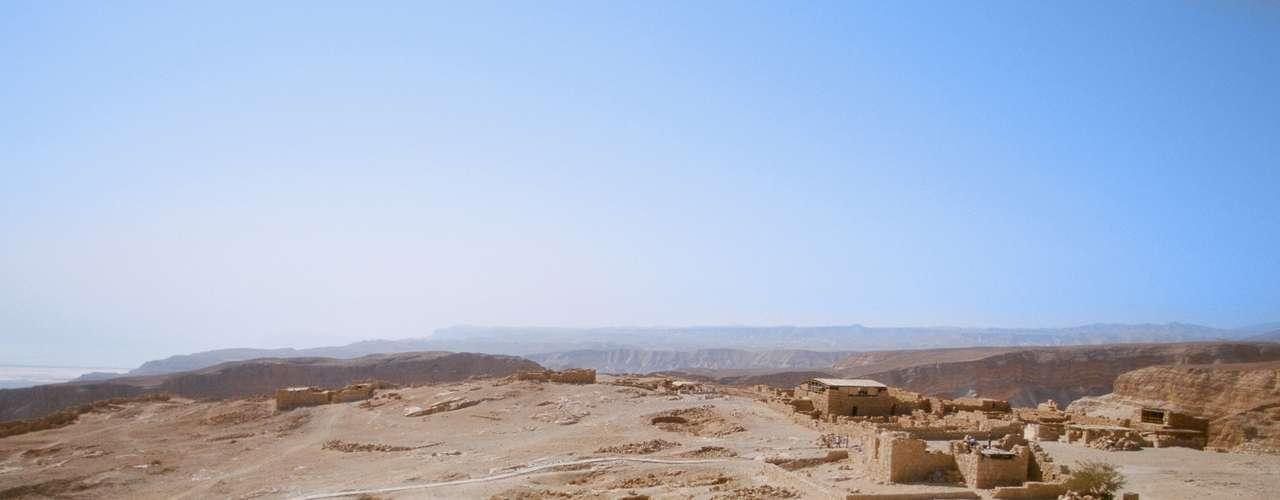 Tirat Tsvi, Israel: esta cidade, conhecida como o lugar mais quente da Ásia, já presenciou temperaturas acima de 53,9°C