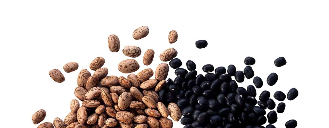 Feijões: além da variedade de fibras e proteína, os grãos também são ricos em potássio. O feijão branco, por exemplo, tem 1.189 miligramas em uma xícara, enquanto o feijão carioca tem 707. Já as lentilhas contêm 791 miligramas em uma xícara de produto