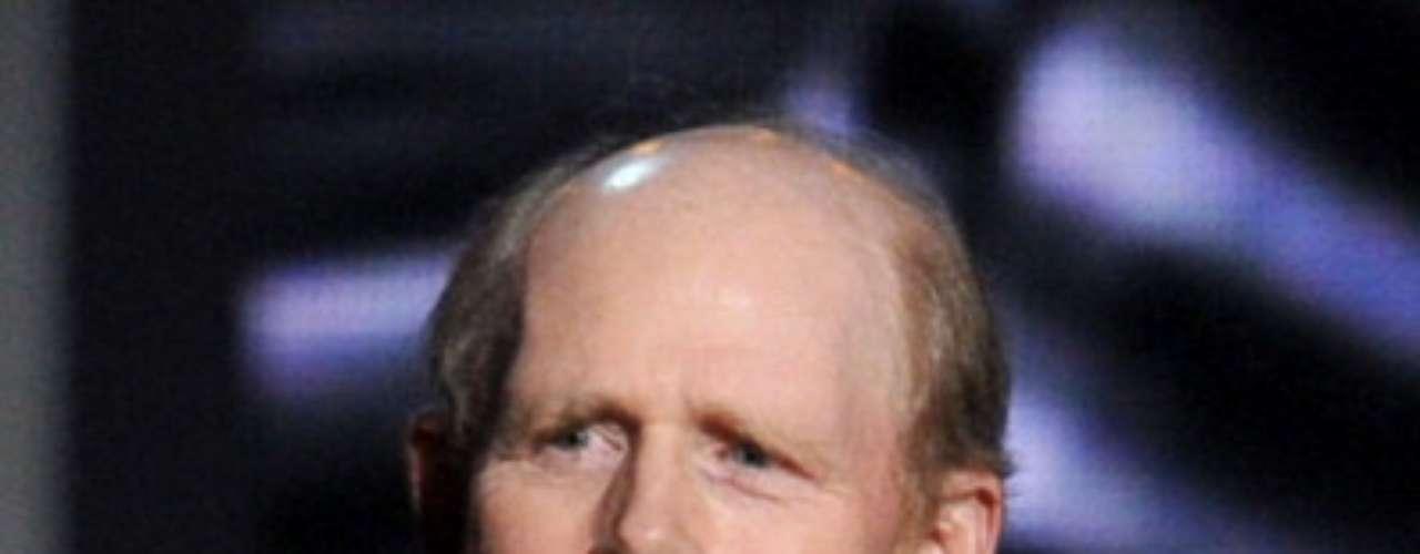 O ator Ron Howard também faz sucesso devido a sua barba ruiva
