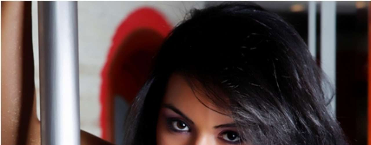 Aline Bernardes representa o Mato Grosso no concurso Miss Bumbum Brasil 2012
