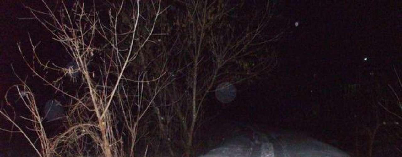 Randolph Forest, Estados Unidos: pequena comunidade situada dentro de uma floresta do estado de Maine, Randolph Forest é conhecida por ser a menor cidade dos Estados Unidos, mas também tem fama de ser mal-assombrada. Ao lado dos trilhos do trem e carros abandonados, os habitantes veriam aparições de luzes e barulhos estranhos e assustadores durante a noite