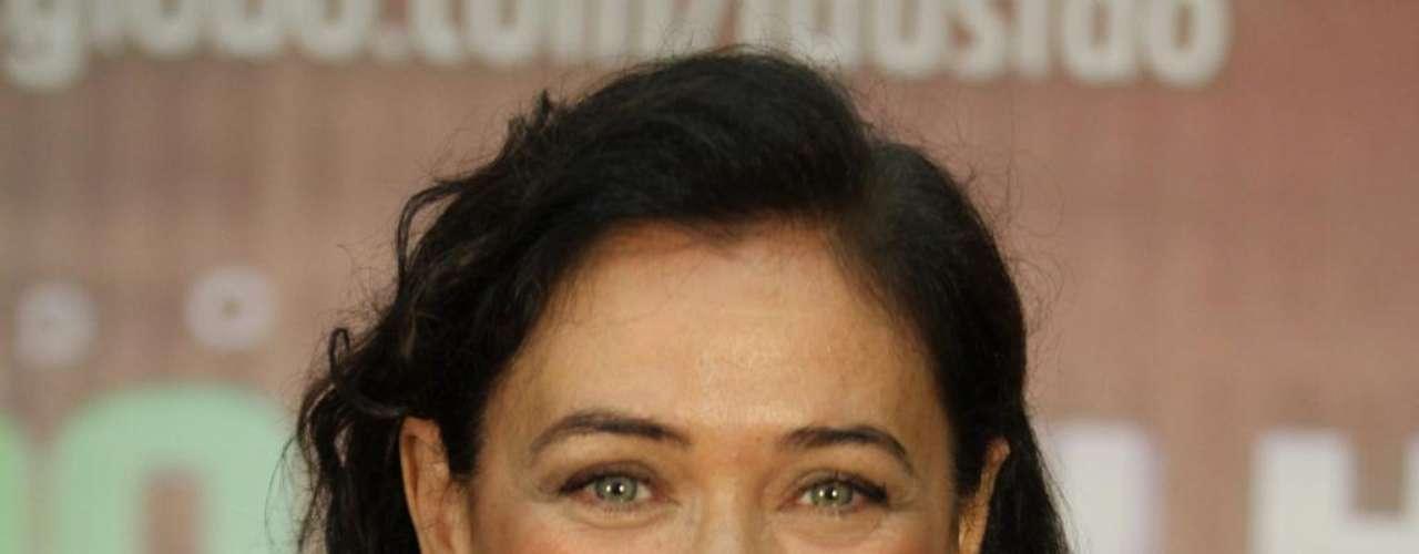 Aos 55 anos, a atriz Lilia Cabral também faz parte da lista de mulheres desejadas