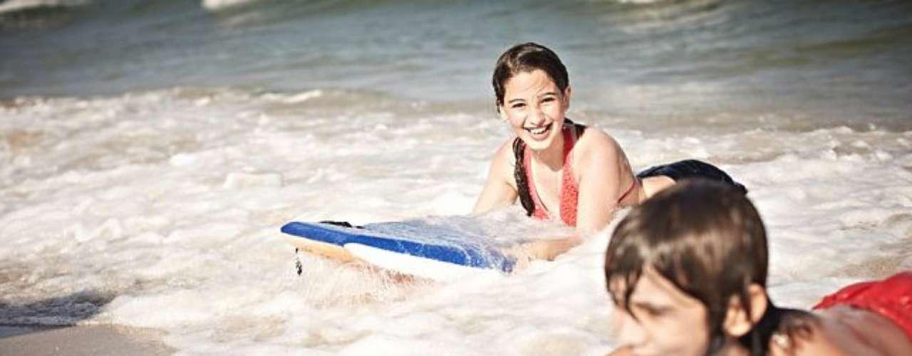 Simulador de ondas, Habor Beach Marriot Resort & Spa, Ft. Lauderdale: você já teve um sonho de infância frustrado pelo mau tempo? Isso não acontece com as crianças que querem surfar neste hotel, que possui um simulador de ondas coberto