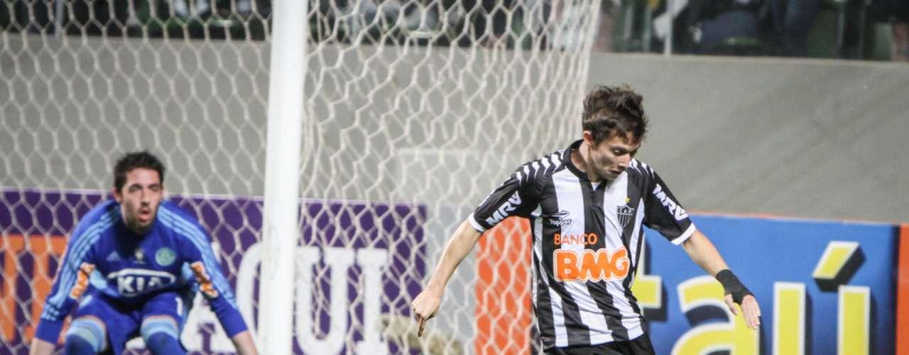 Revelação: Bernard (Atlético-MG)