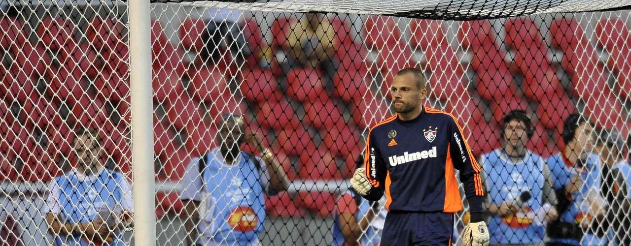 Goleiro: Diego Cavalieri (Fluminense)