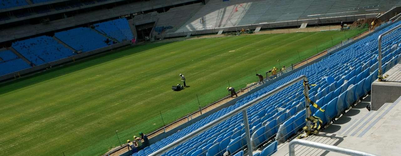 Arena do Grêmio preenche requisitos de acessibilidade para deficientes físicos